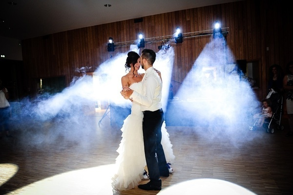 photos de soirée de mariage en alsace - Instant d'émotion