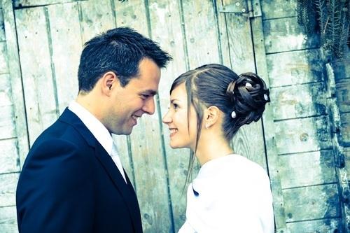 photos de mariés en alsace - Instant d'émotion