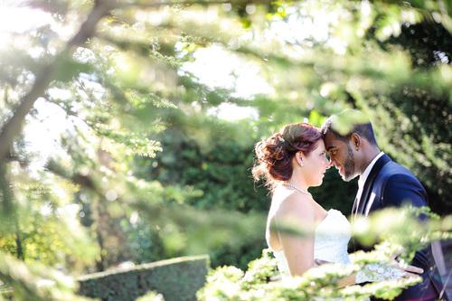 photos de couple mariés en alsace - Instant d'émotion