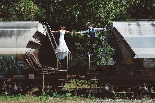 photos de mariage day after  - Instant d'émotion