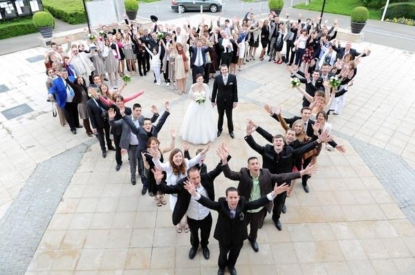 photos de groupe mariage en alsace - Instant d'émotion