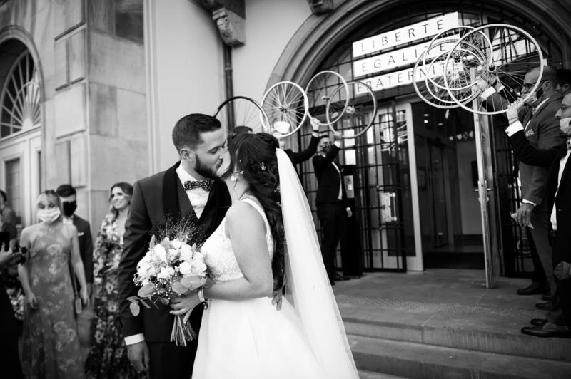 photos de mariage à strasbourg - Instant d'émotion