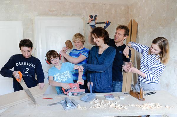 photos de famille à domicile strasbourg - Instant d'émotion