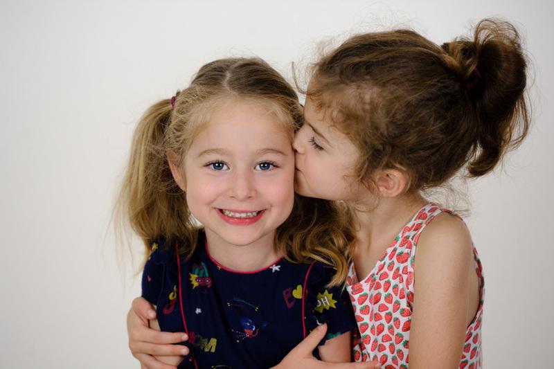 Photo soeurs jumelles Strasbourg - Instant d'émotion