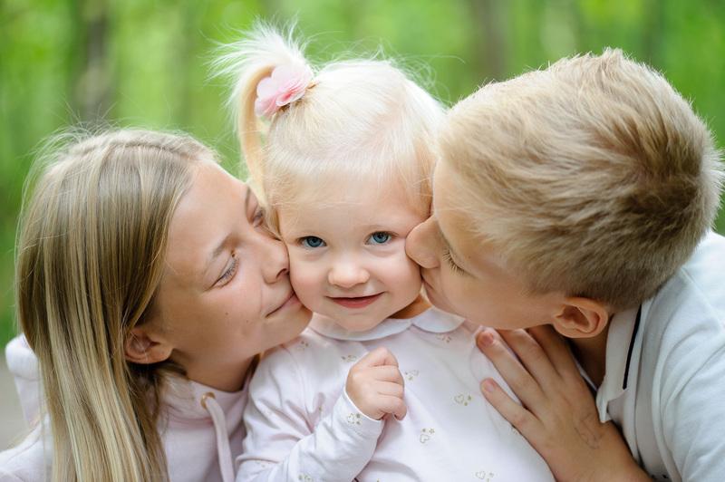 Photographe de famille à Strasbourg  - Instant d'émotion
