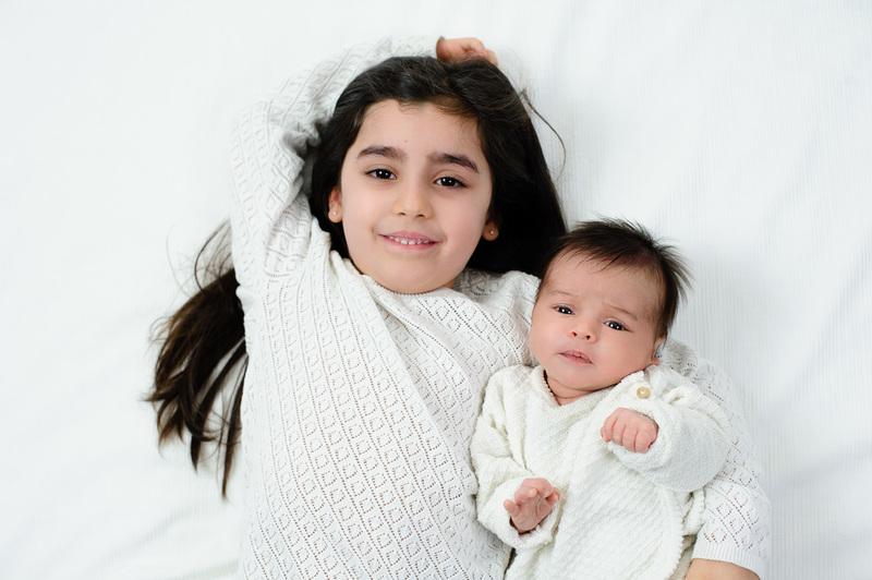 Photographe de bébé à Strasbourg  - Instant d'émotion