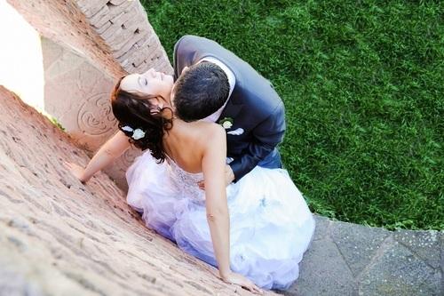 Photos de mariage aux deux rives à Strasbourg - Instant d'émotion