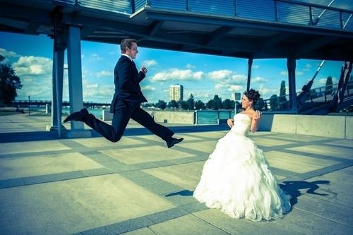 photos day after de mariage aux deux rives à Strasbourg  - Instant d'émotion