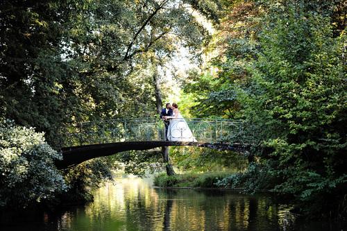 photos de mariage à l'orangerie de strasbourg  - Instant d'émotion
