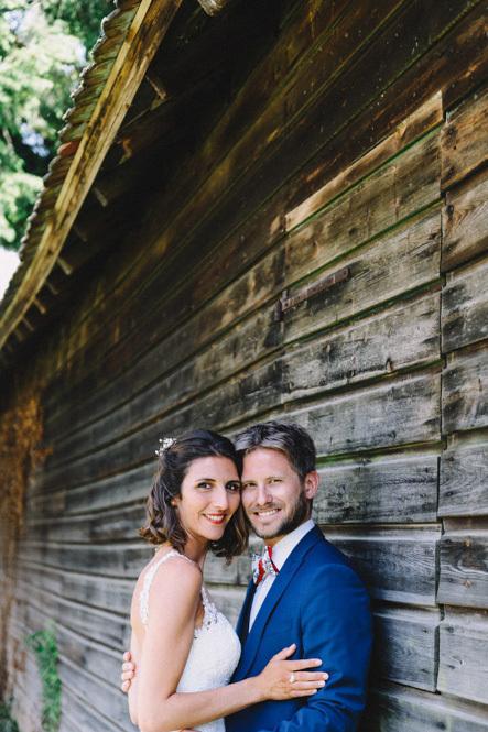 photo de mariage au parc Léonardso à Obernai  - Instant d'émotion