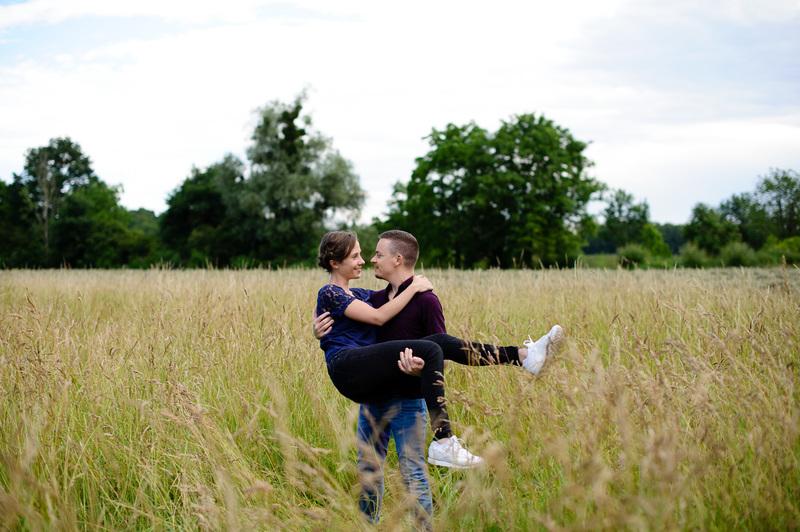 Photographe de couple à Strasbourg  - Instant d'émotion
