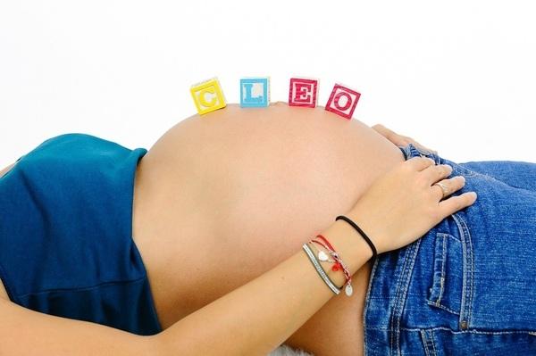 photo de maternité à strasbourg - instant d'émotion