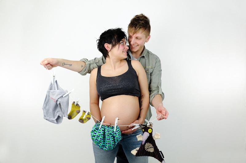 séance photo de maternité strasbourg - Instant d'émotion